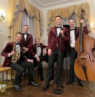 The Novellos – jazz, swing, soul band