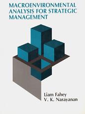Macroenvironmental Analysis for Strategic Management (The West Series in Strategic Management)