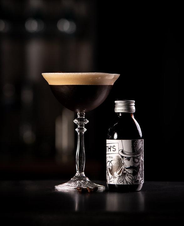 Smith's Salted Caramel Espresso Martini cocktail