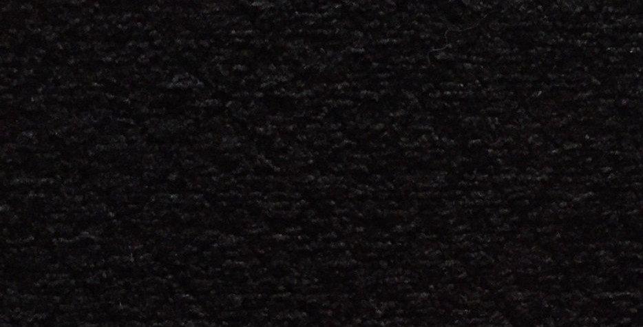 Solid Black Diamond - Textured Fabric