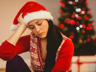 ¿Sufres depresión navideña?