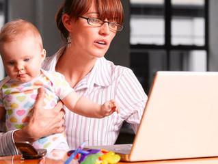 Madres perfectas = Madres estresadas