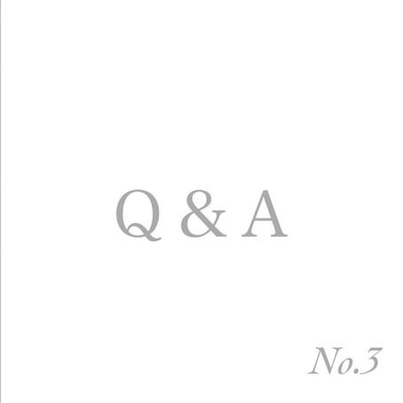 美容Q&A 3