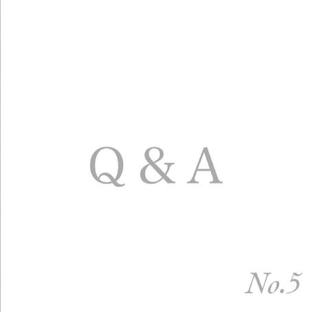 美容Q&A5