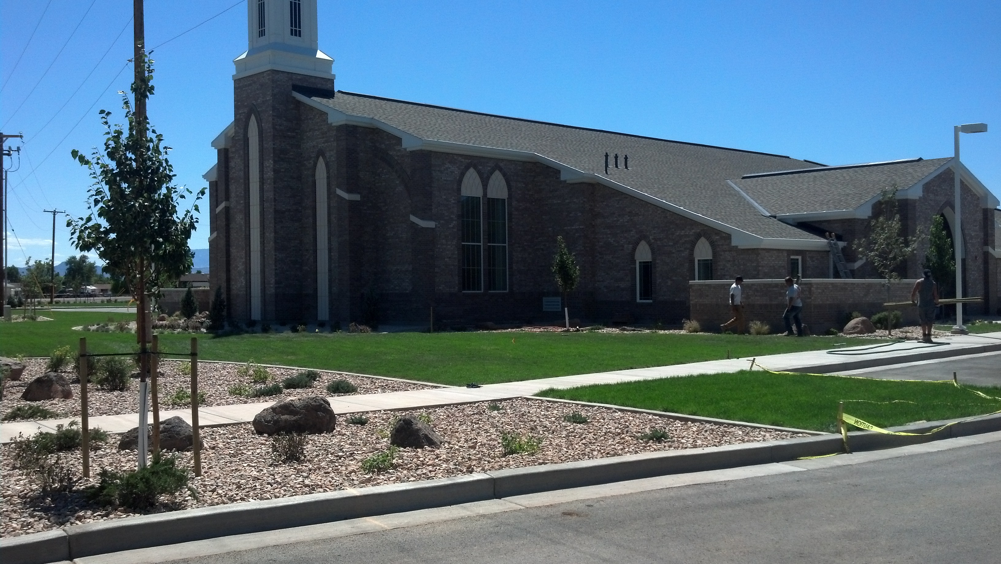 Central Valley Stake Center