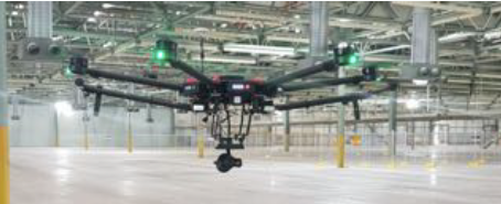 DRONE asset management & building inspection : using COVID-19 downtime effectively in your industry.