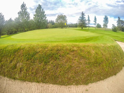 Carnwath 2nd hole