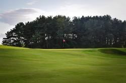 Carnwath 14th hole