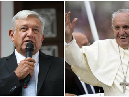 Por qué el Papa Francisco no aceptó asistir personalmente al foro de paz de AMLO