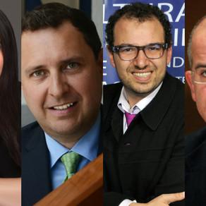 Esta es la lista de consultores políticos que (realmente) asesoran a los presidenciales