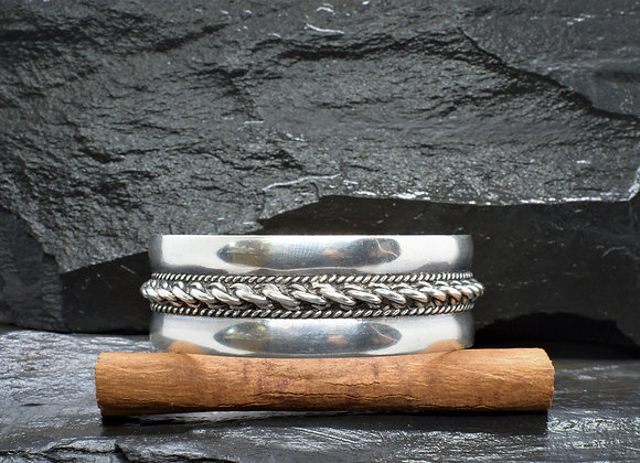 Armspange 925er Silber mit Keltischem Knoten