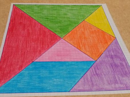 Tangram, jugando con figuras geométricas