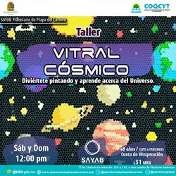 Vitral-cósmico