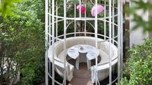 Les plus beaux jardins d'hôtel de Paris