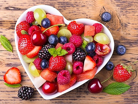 Principios Básicos de la Nutrición Saludable