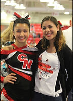 competitive cheerleading, all stars