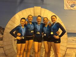 GymNation Gold Team