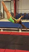 gymnastics, trampoline