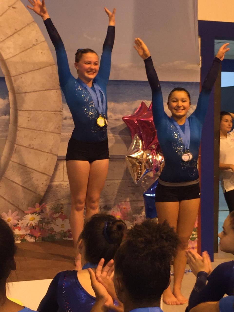 GymNation Gold Athletes