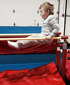 obstacle course, gymnastics