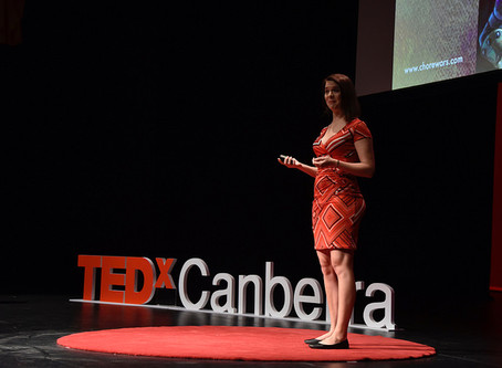 TED talk on gamification as a way to nudge collective behaviour