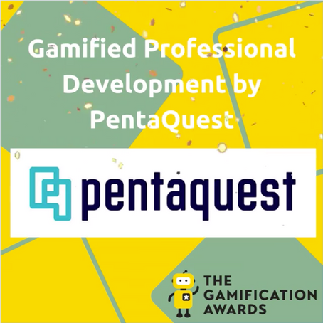 PentaQuest a finalist in HR Gamification Awards