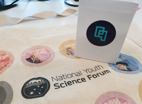 PentaQuest at the National Youth Science Forum