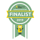 The Gamification Awards Finalist Badge T