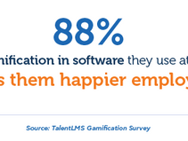 Gamification for happier employees: the latest gamification study