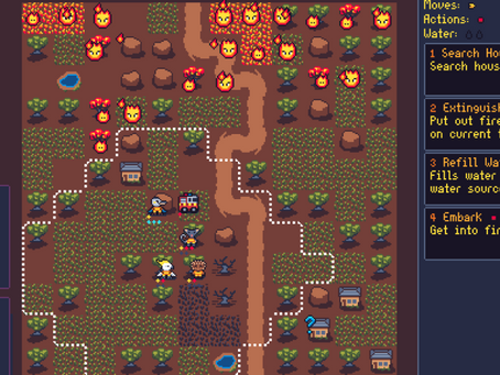 How a game can help with the Australian bushfire crisis