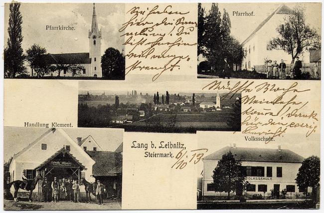 Ansichtskarte 1913