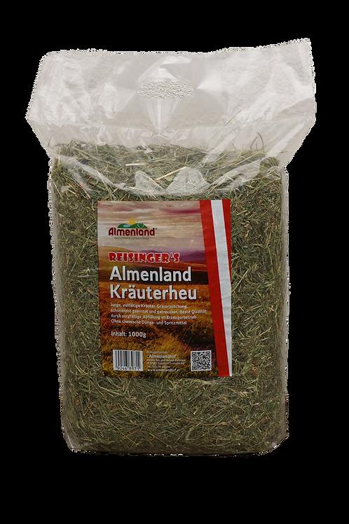 4 x 1 kg Almenland Kräuterheu