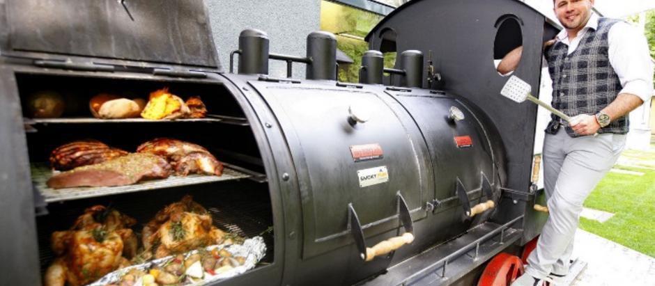 """Eröffnung """"die ALLEE zum GENUSS Restaurant Wiener BBQ & BAR"""""""