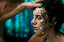 Adult Face Art London bristol