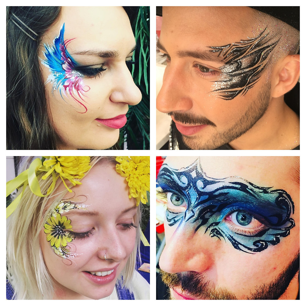 Bristol face painting