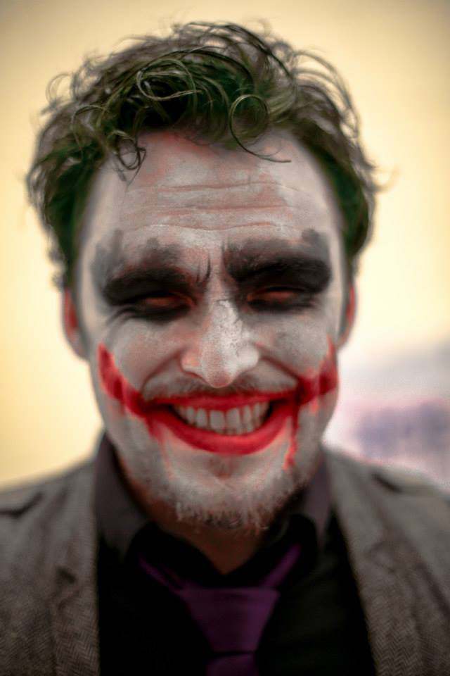 Joker Make Up Face Paint