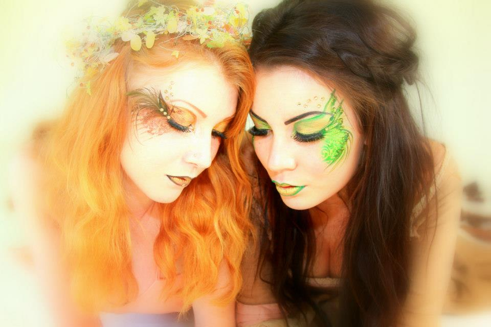 Fairy Loves Face Art Eye Design