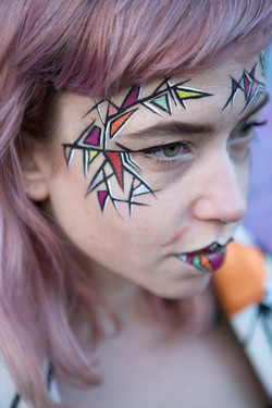 Adult Face Painting London