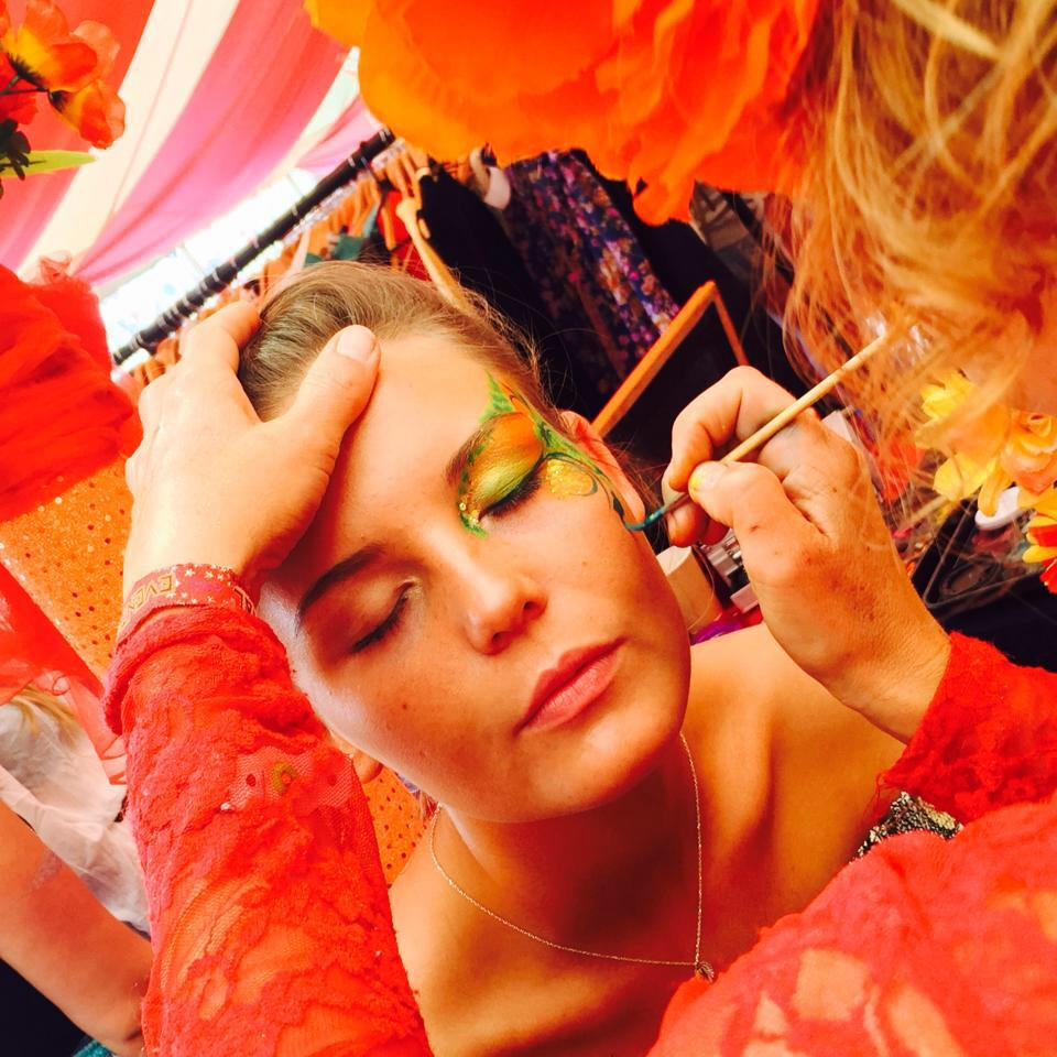 Festival Face Painting