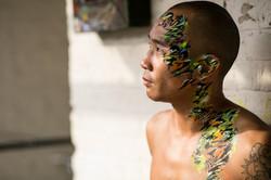 Street Body Art london