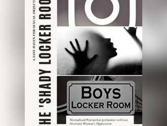 THE 'SHADY LOCKER ROOM': A SAFE HAVEN FOR SEXUAL PROFANITIES