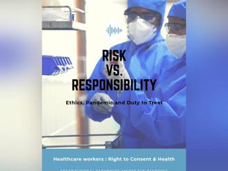 RISK VS. RESPONSIBILITY