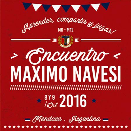 Maximo Navesi 2016
