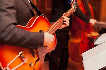 Jazz Guitarist, New York Wedding Band