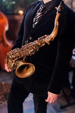 Jazz Event Band, Saxophone