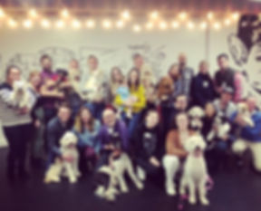 Our first client yappy hour was a succes