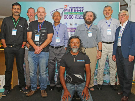 Thoughts from the Mahseer Trust team at IMC2