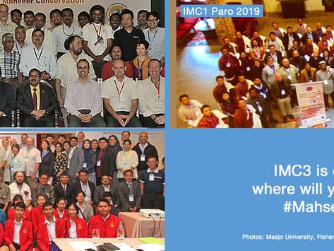 Help Us Find IMC3 Venue