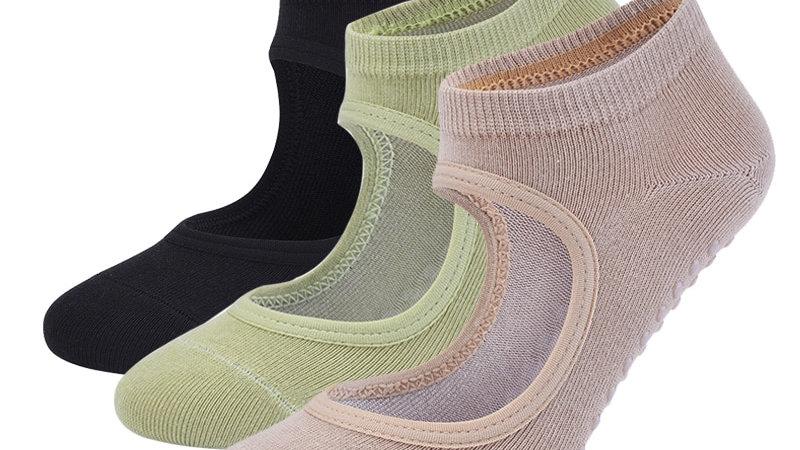 Hochwertige Pilates-Socken