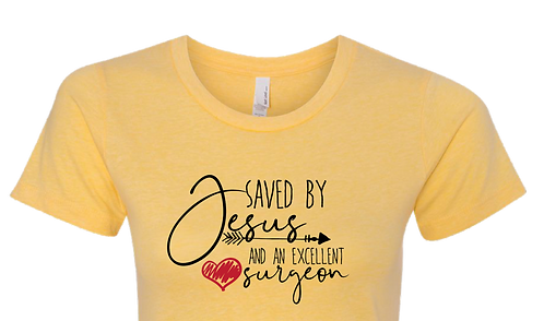 Saved by Jesus - OHS 2